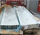 Atacado professional preço de fábrica ondulado galvanizado chapas de aço