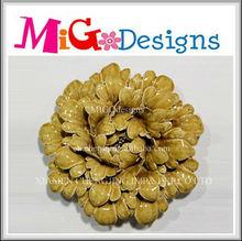 wholesale decor art fashion handmade ceramic flower for home decoration & gifts