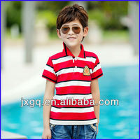 yarn dyed polo shirt design color combination polo shirt fabric for kids polo shirts wholesale