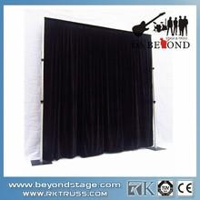 RK black velvet for exhibition booth design