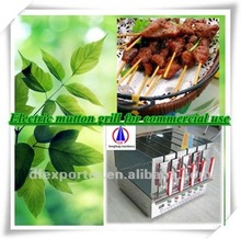 Enviromental protection electric barbecue oven