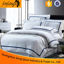 Elegant Design Direct factory price 50% Cotton 50% polyesterbed bed linen usa
