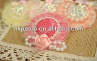 Rose Hairpin Wholesale Pet Accessories Products