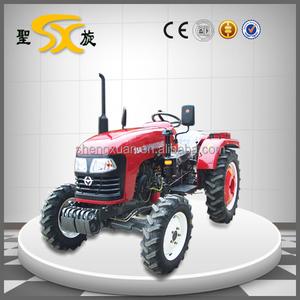 4 x 4 mini tractor ce cosechadora made in china produjo por shengxuan