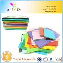 square color paper/100% woodfree paper exporters