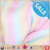 100% polyester custom high quality cheap wholesale flannel fabric price