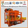 Block Moulding Machine/small cheap block machine/manual concrete block machine