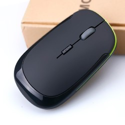 Promotional cheap slim wireless computer optical mouse