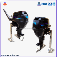 Wholesale Fuel Saving 4-Stroke Inflatable Boat Outboard Motor 6HP 15HP 30HP 9.8HP 20HP for Sale