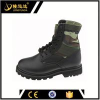 Goodyear High Heel Smooth Action Leather Upper Rubber Outsole Cheap Wholesale Safety Shoes in China