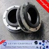 Regulating pipeline vibration displacement British standard single sphere rubber pipe joints