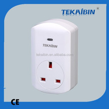 [TEKAIBIN] TZ68G z-wave wall switch smart socket automatic transfer switch automation system electrical switch socket