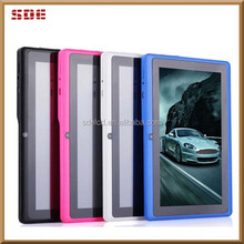 2015 New Model Factory OEM Quality 7 Inch Android Tablet/Allwinner A33 Quad Core 512MB DDr 4GB Rom Wifi Bluetooth OTG Tablet