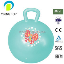 Professional Yoga Ball jumping popper ball