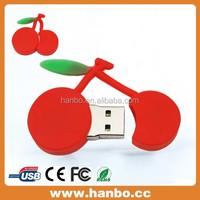 summer fruit shape USB memory stick more shape to custom