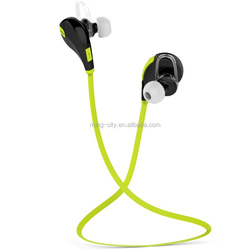 Fashion wireless bluetooth headphones noise cancelling sports running gym exercise Bluetooth V4.0 version headphones