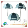 Long shaft small dome umbrella for golf