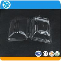 Thin wall plastic storage food containers