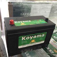 Special designed maintenance free lead acid starting31A-12V100Ah(G31) truck battery