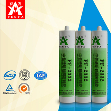 300mlClear roof silicone sealants FF-2332