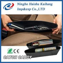 2014 sıcak satış yakalamak caddy olarak tv görüldü/araç organizatör/araba koltuğu organizatör