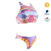Drop Shipping Sexy Transparent Bikini Show