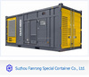 Special transportation generator container 40ft container