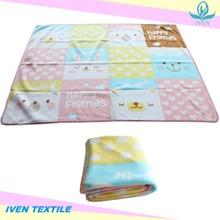 2015 Wholesale Knitted Pattern Fashion Korean Style Blanket