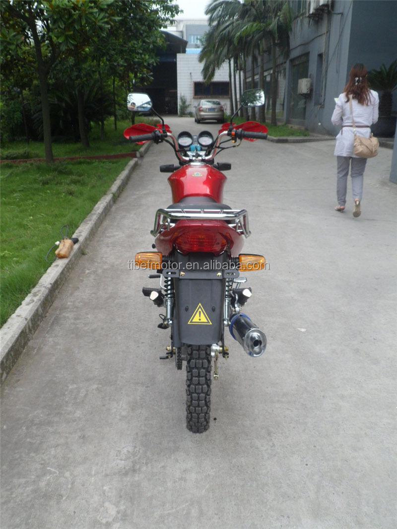 Chongqing motorcycle factory 200cc enduro motorcycles ZF150-13