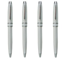 Branded colour top quality luxury metal ballpoint pen