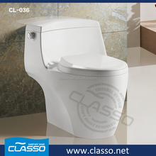 Bathroom suite toilet wc floor mounted ceramic siphon slow close seat toilet