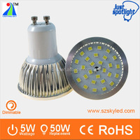 5W LED Spotlight MR16 AC/DC12V