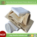 Filtro de aire fabricante proporcionar alta calidad del cemento del filtro colector de polvo bolsa / bolsa filtros para cemento de polvo