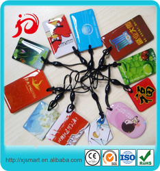Convenient in carrying Irregular small smart card