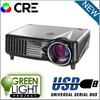 LED projector android , 480p home mobile projector