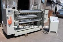 Plastic Film slitting and rewinding machine, Slitter Rewinder, Slitting Machine