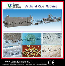 Maquinaria para la reconstitución de arroz