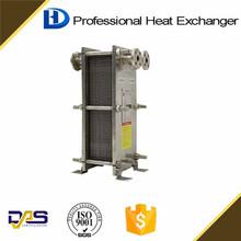 alluminio condensatore scambiatore di calore elettrico
