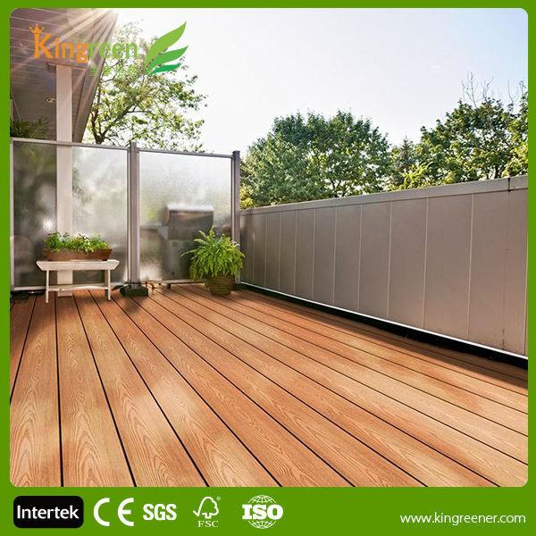 bois franc  Green Building planches de terrasseRevêtement de solID