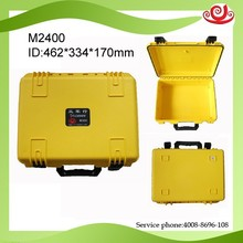 M2400 Plastic Utility customized case hard plastic carrying case with handle