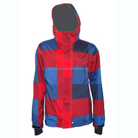 Chinese clothing manufacturers waterpoof windproof men crane sports ski wear