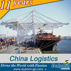 Daily air&sea freight services/shipping company to BANGALORE,INDIA from HK/Guangzhou/Shenzhen/Shanghai