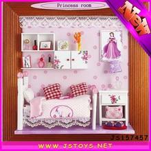 plastic mini toy doll house furniture
