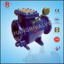 flow control and check valve