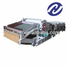 1.3m Length Roller Fabric Cotton Waste Opening Machine