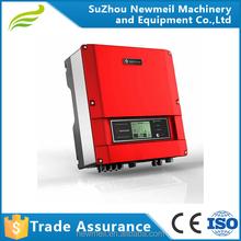Goodwe 5 year warranty 1.5kw 2kw 3kw 4kw 4.6kw 5kw on grid tie MPPT solar inverter with CE IEC VDE SAA UL c