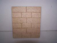 Heat resistant insulation vermiculite board