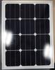 thin film semi flexible solar pv panel 40watt