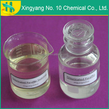 fire retardant material chlorinated paraffin for fire retardant glue and plastic