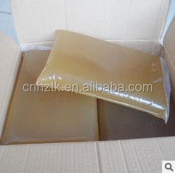 hotmelt glue plant/jelly glue for bookbinding/cake glue plant